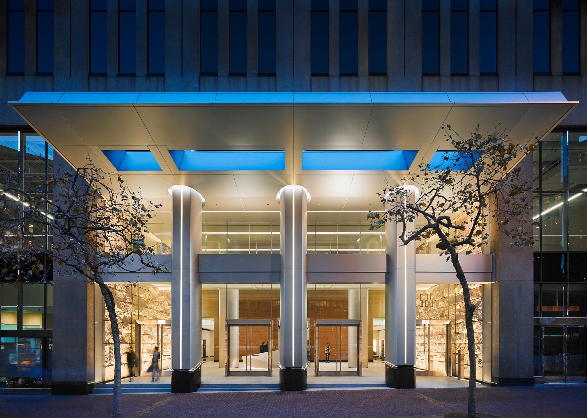 525 Market Street    Renovation Architect: KEATING    San Francisco, CA      Return to Projects
