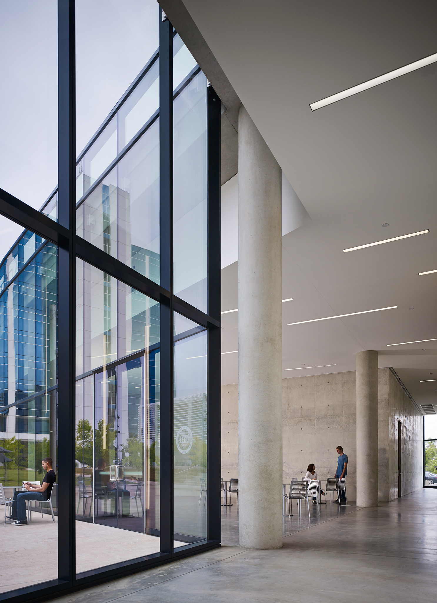 Pacific Center Campus  BNIM  San Diego, California     Return to Projects