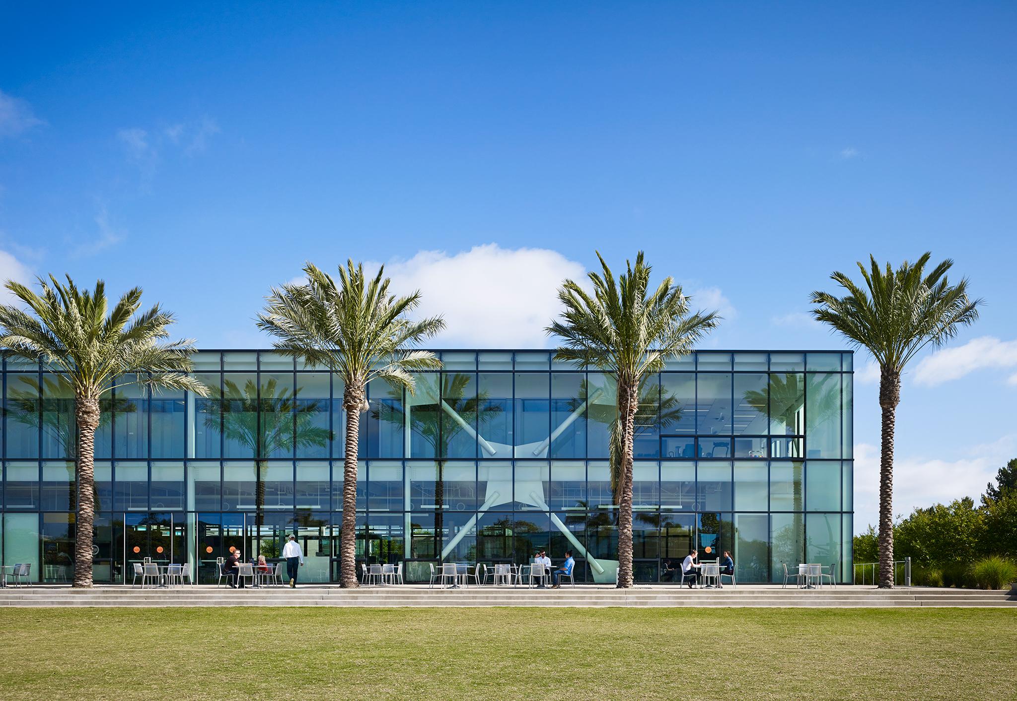 Pacific Center Campus