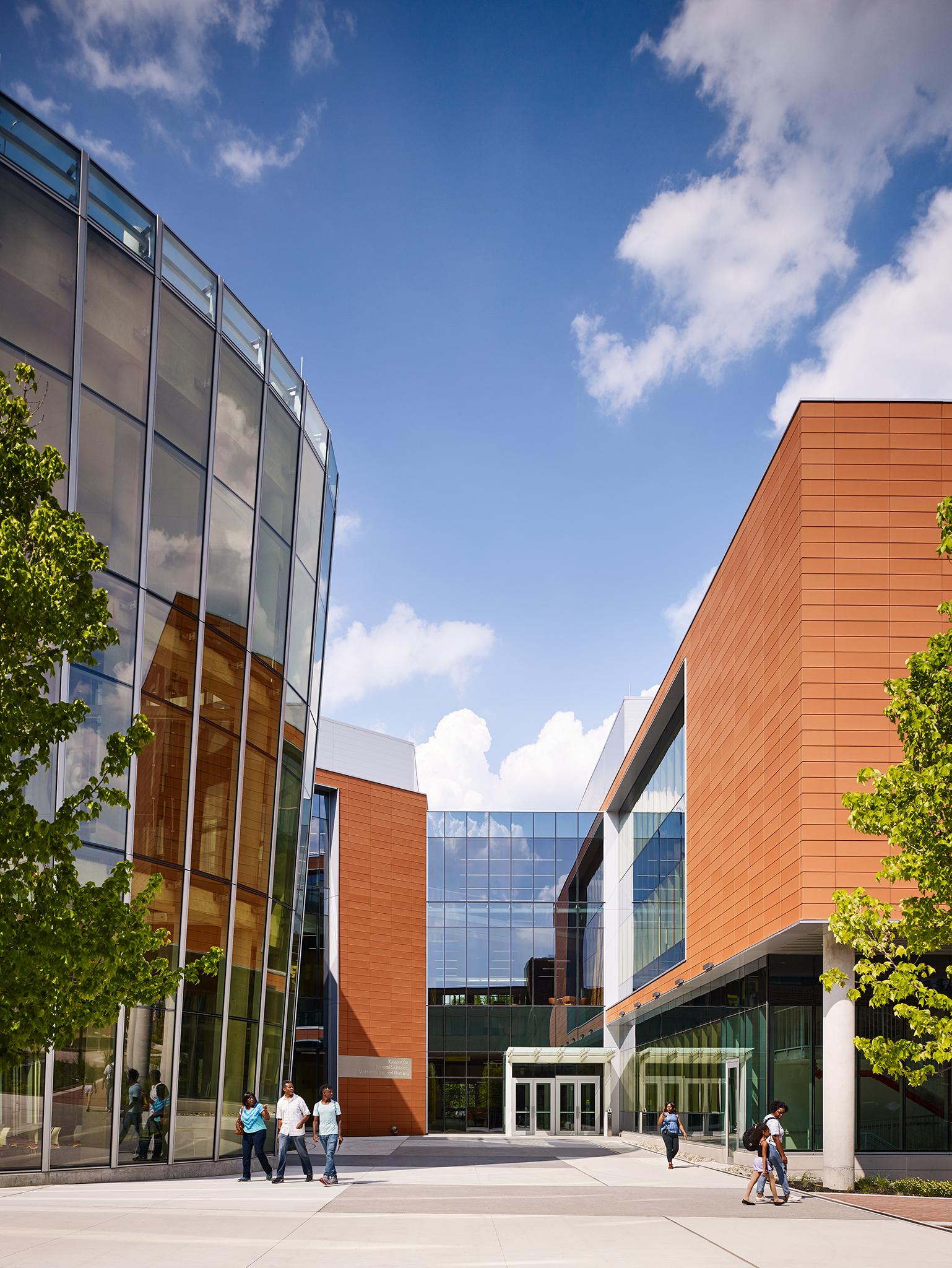 Bowie State University, Center for Natural Sciences, Mathematics + Nursing