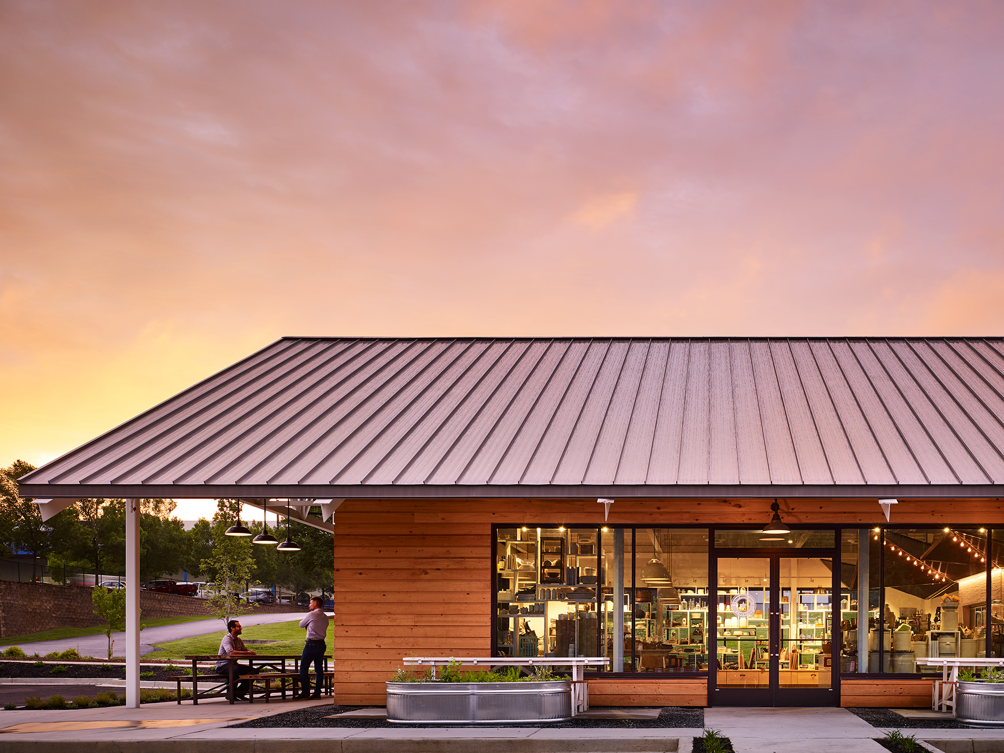 Star Provisions and Bacchanalia Restaurant  Perkins+Will  Atlanta, Georgia     Return to Projects