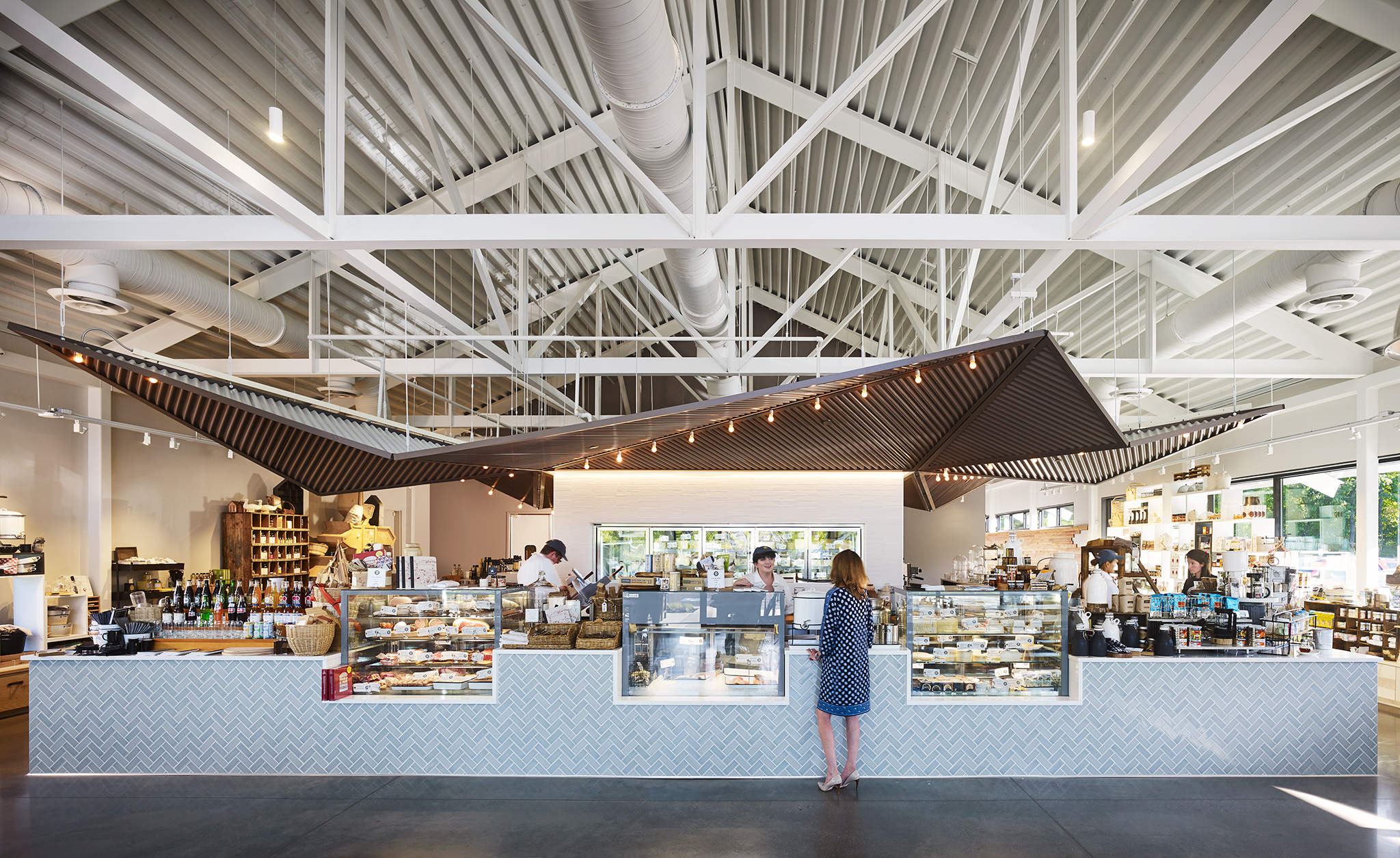 Star Provisions and Bacchanalia Restaurant  Perkins+Will  Atlanta, Georgia      Return to Projects