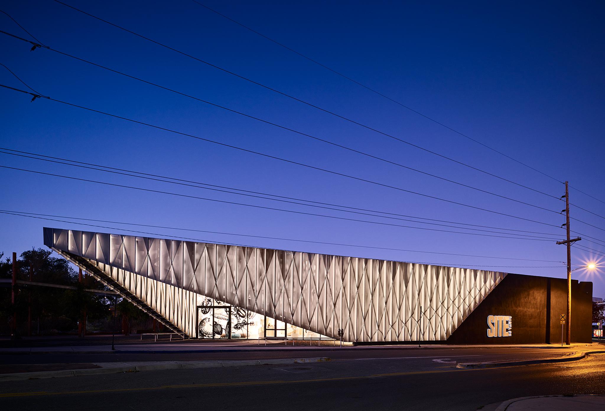 SITE Santa Fe  SHoP Architects  Santa Fe, New Mexico     View Full Project