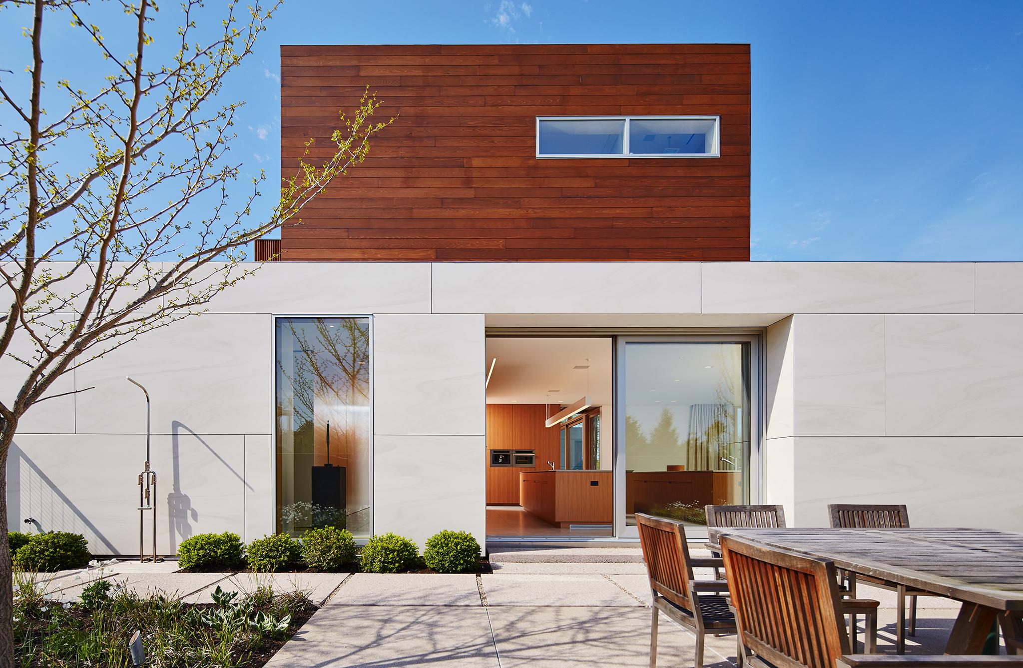 St. Joseph Residence 1  Wheeler Kearns + Symbiotic Living  Michigan     Return to Projects