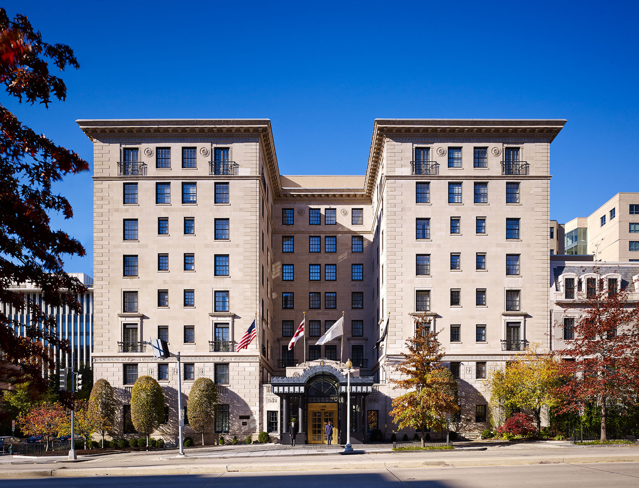 Jefferson Hotel  RepEquity  Washington, DC      Return to Projects