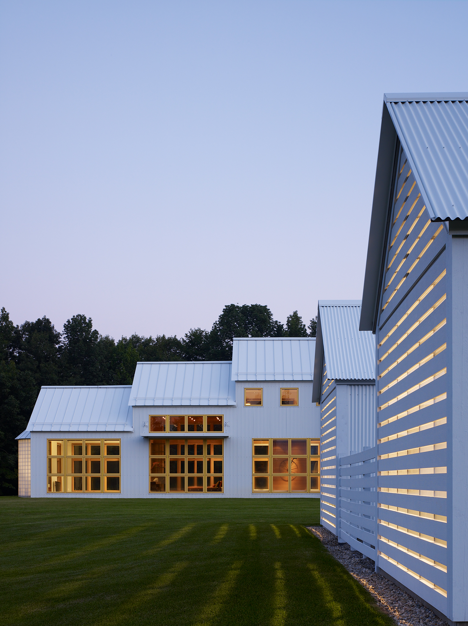 MI Residence  Architectural Digest + Tigerman McCurry  Michigan     Return to Projects