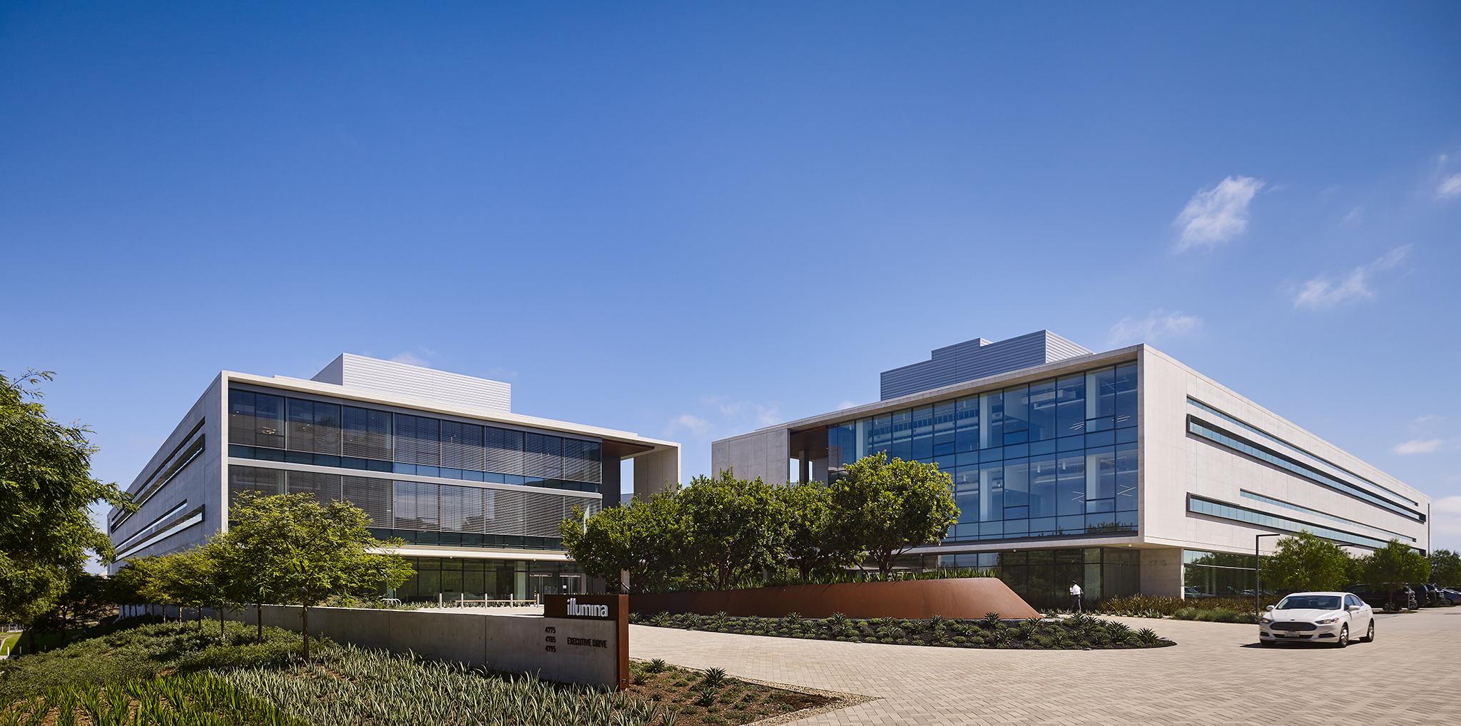 i3 Building  Perkins + Will Architects  La Jolla, CA     Return to Projects