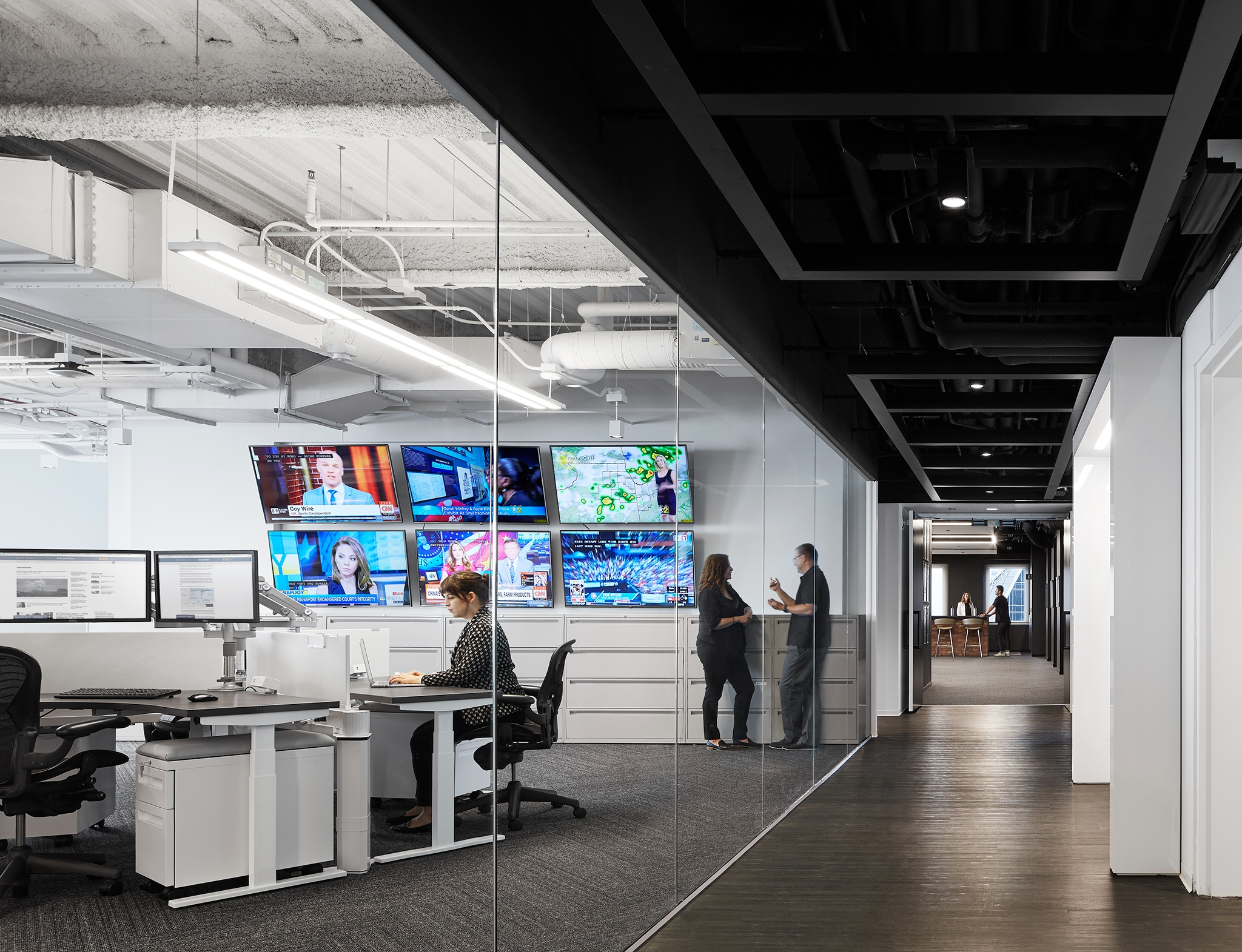 Chicago Tribune Offices  Eastlake Studio  Chicago, IL     Return to Projects