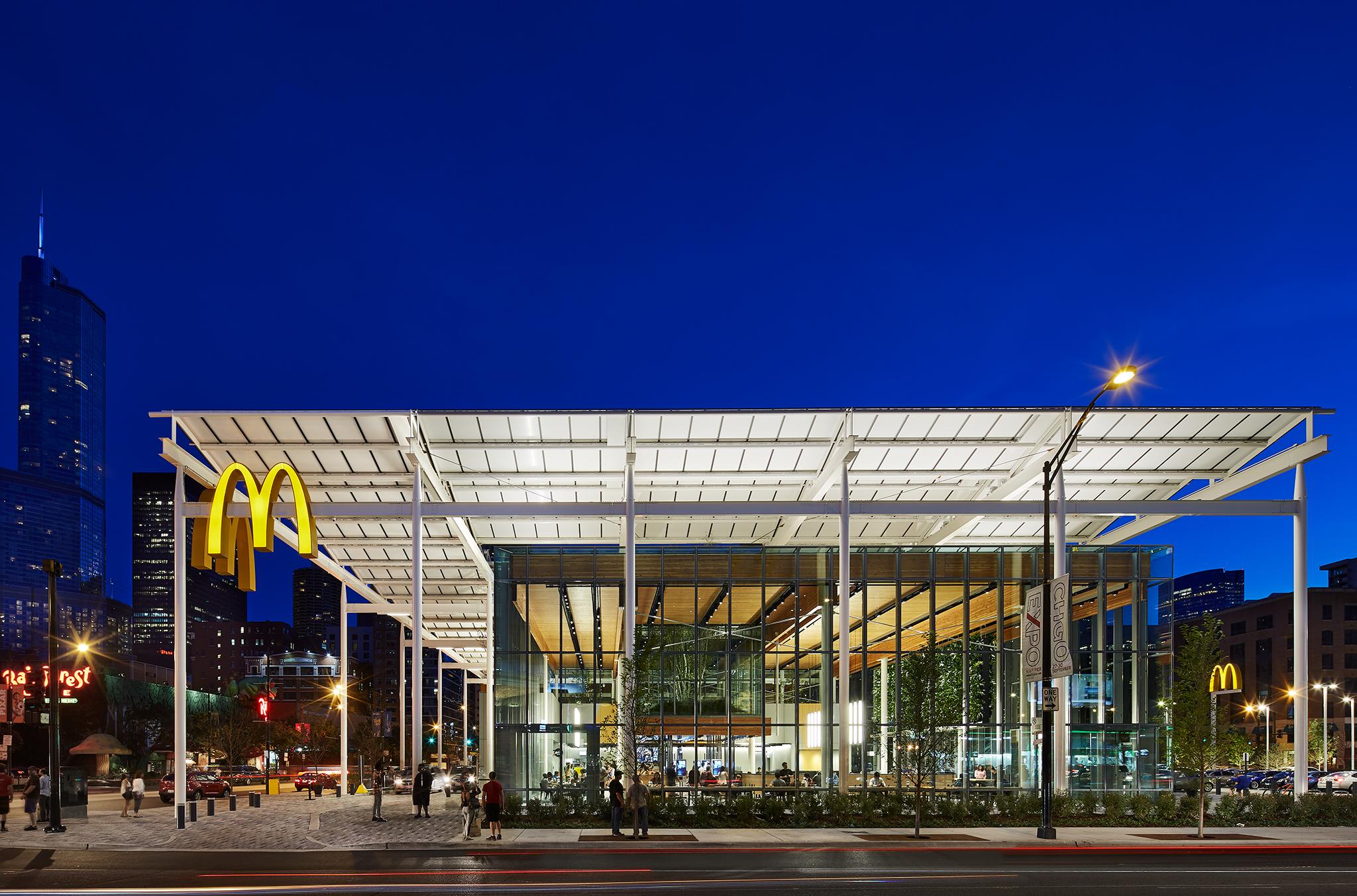 McDonald's Chicago Flagship