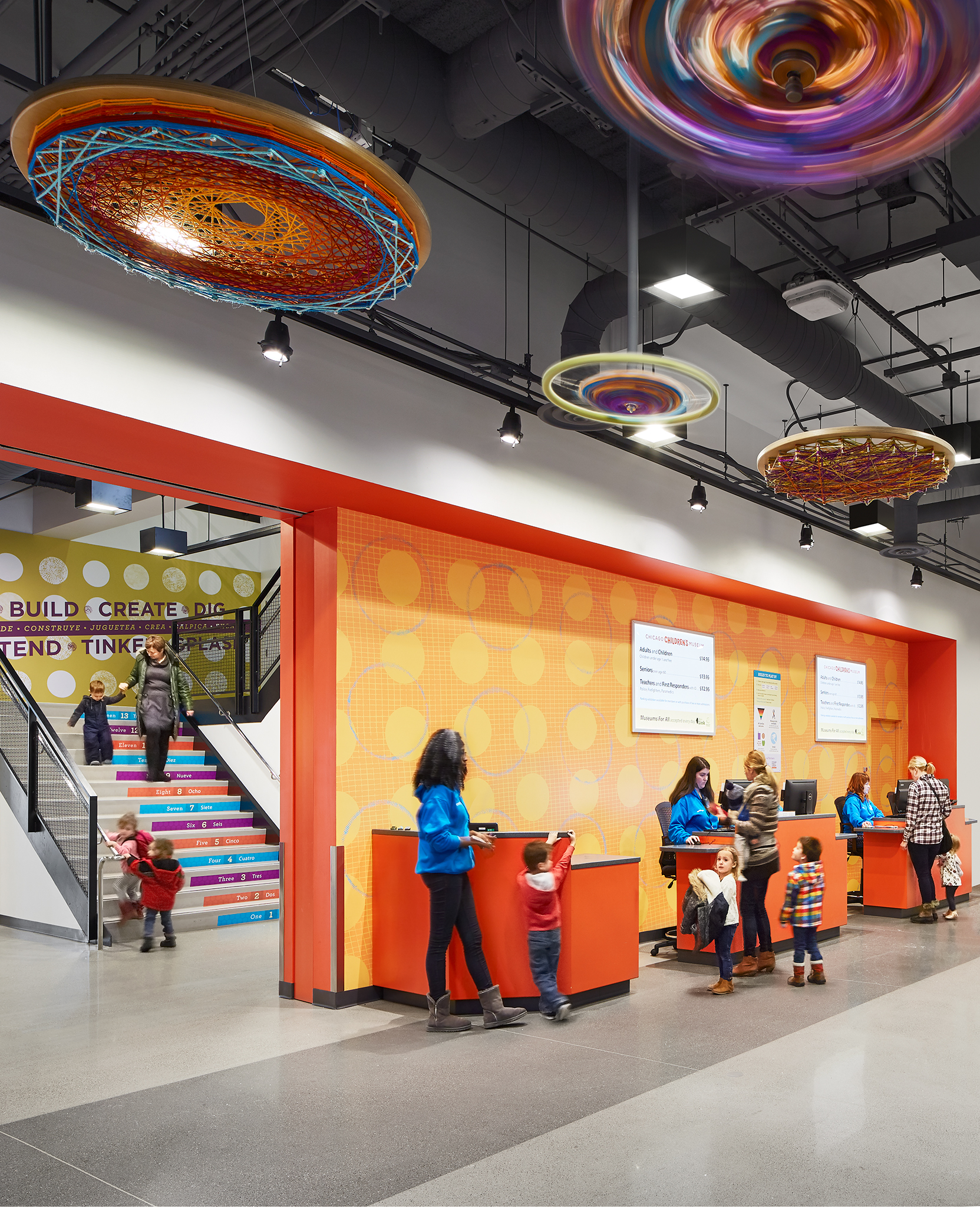 Chicago Children's Museum  Krueck + Sexton  Chicago, IL     Return to Projects