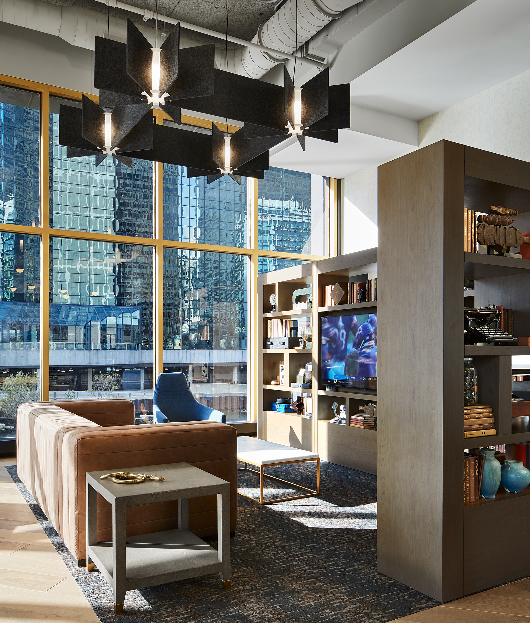 300 South Wacker  Huntsman Architecture Group  Chicago, IL     Return to Projects