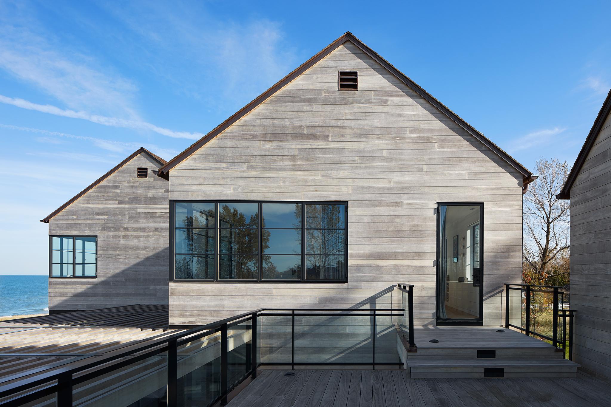 St. Joseph Beach House  Wheeler Kearns Architects  St. Joseph, MI     Return to Projects
