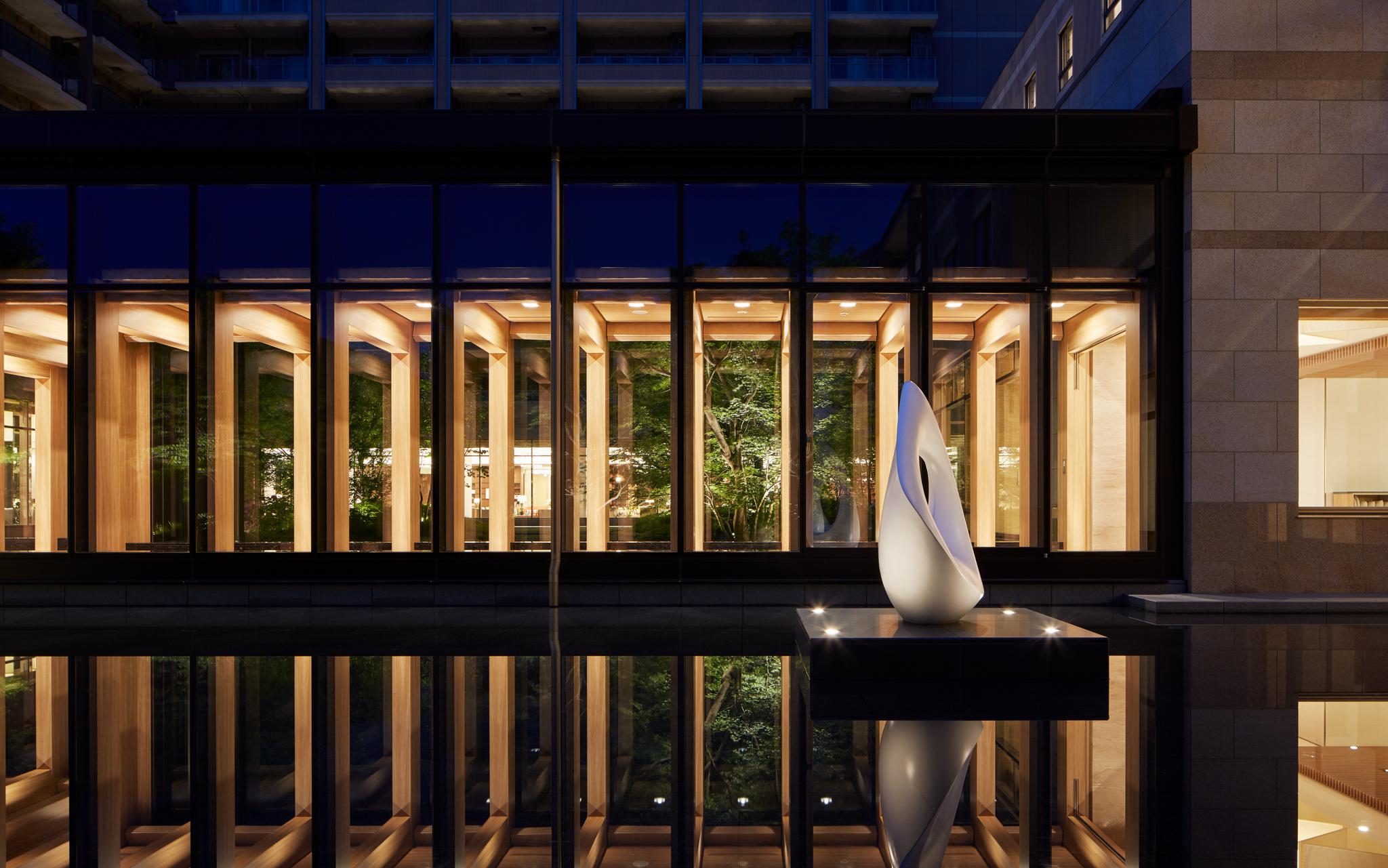 Sun City Exterior  Richard Beard Architects  Tachikawa, Japan     Return to Projects