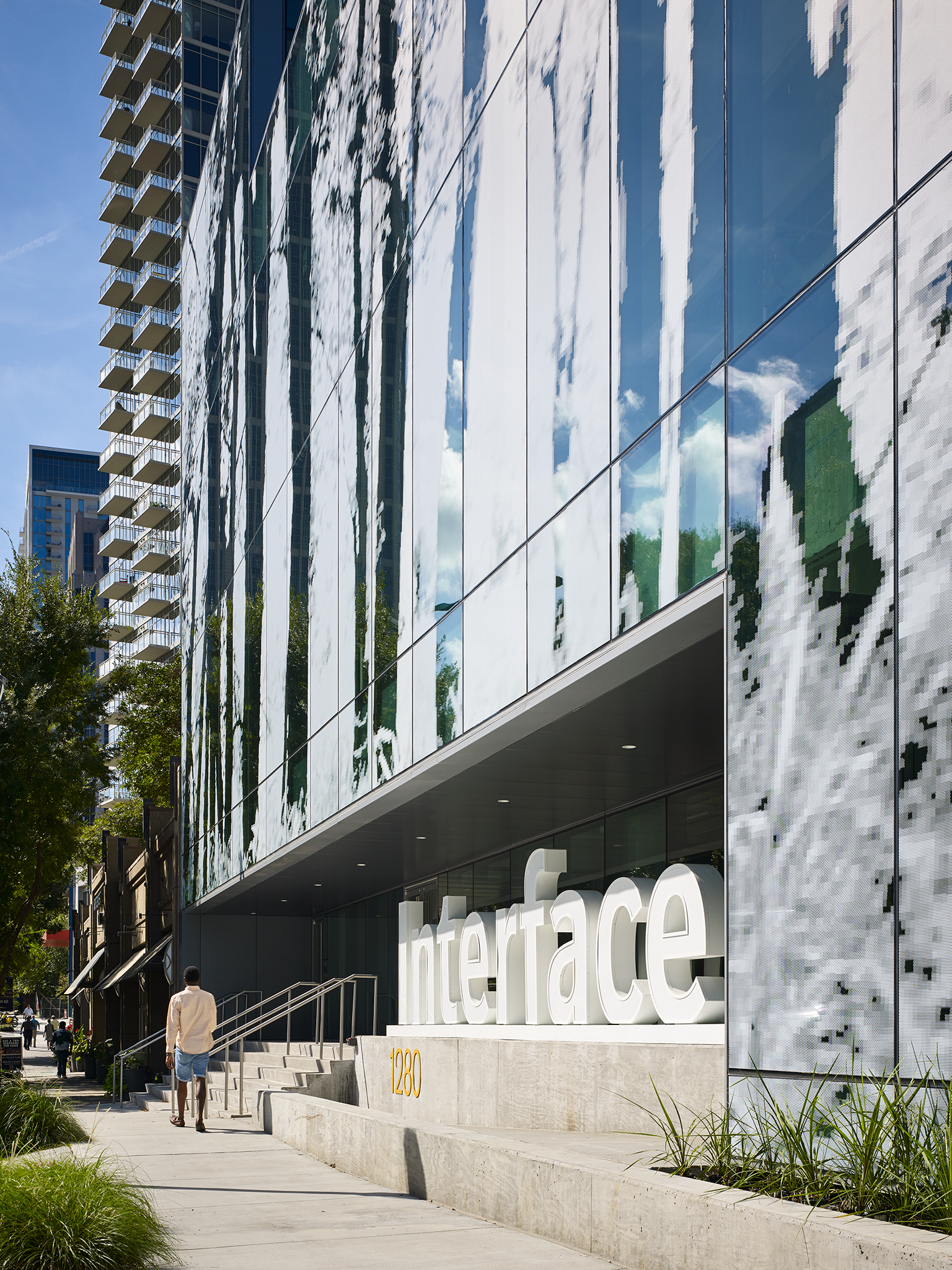 Interface Headquarters  Perkins+Will  Atlanta, GA     Return to Projects