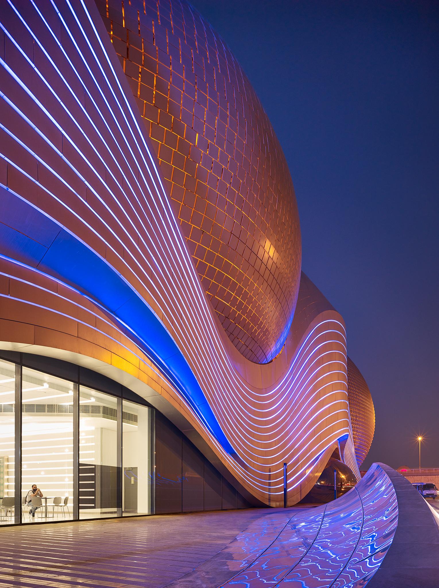 The Avenues Phase IV  PACE + Gensler  Kuwait City, Kuwait
