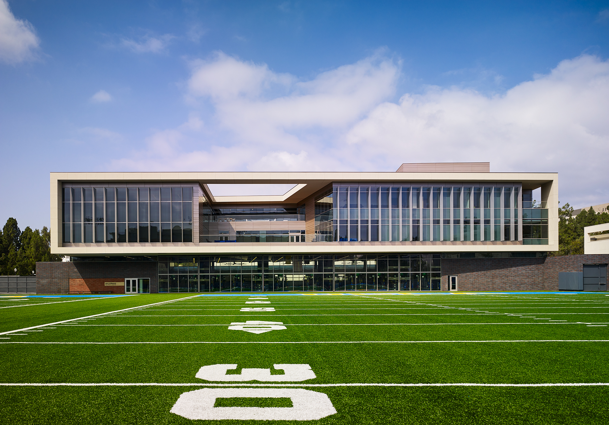 UCLA Wasserman Football Center  ZGF Architects  Los Angeles, CA     View Full Project