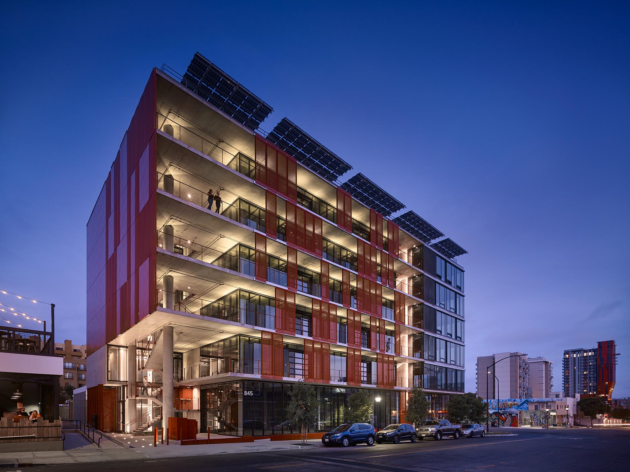 Makers Quarter  BNIM  San Diego, CA     Return to Projects