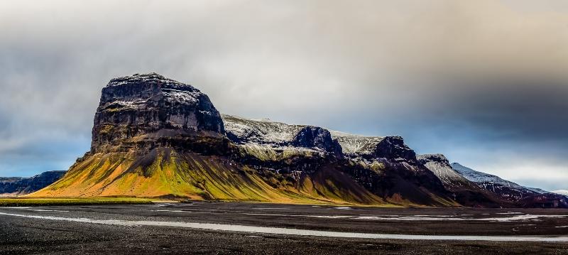 Iceland Mountain, Zatwic