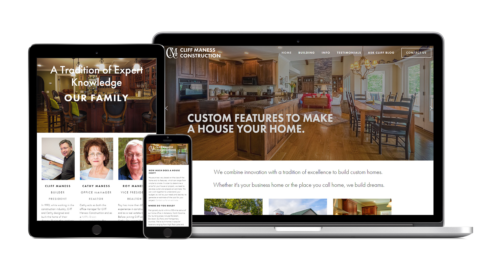 Responsive Design Website Example - Cliff Maness Construction.jpg
