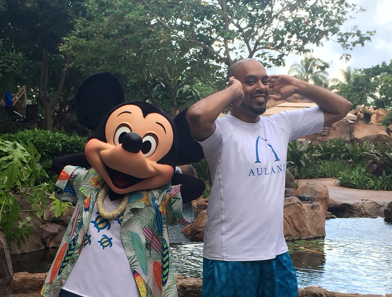 'Adhan with Mickey'