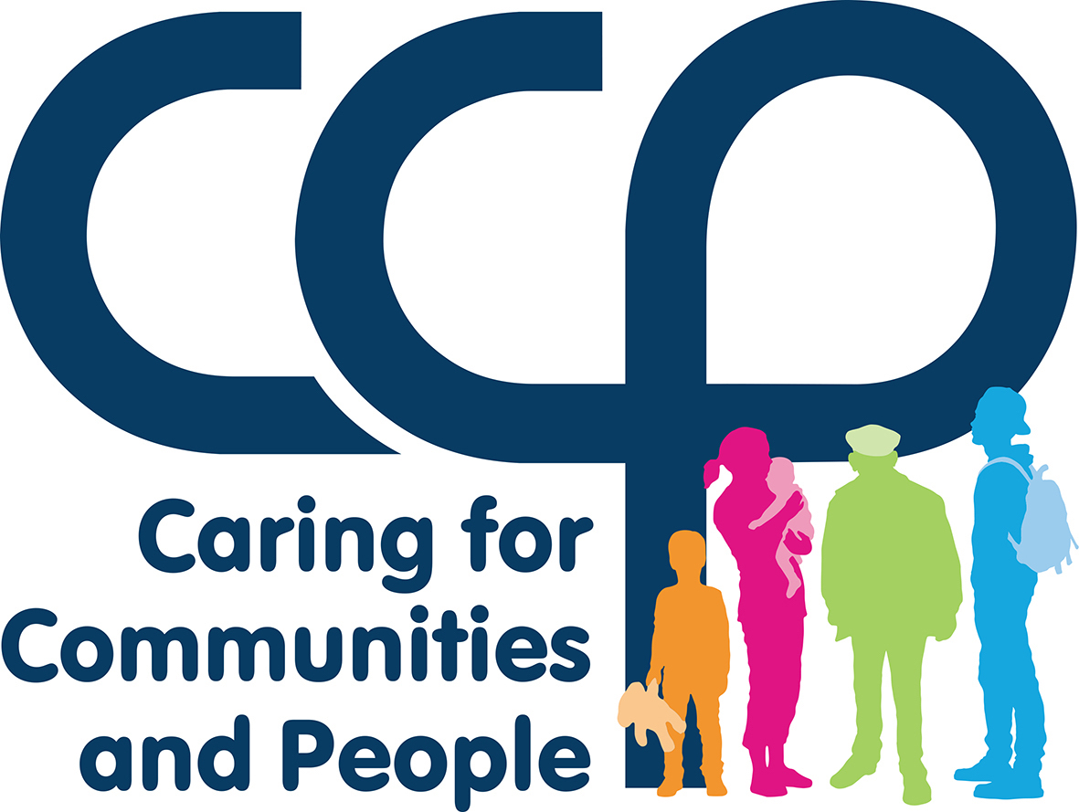 - As part of our ten years in business we have partnered with amazing local charity CCP (Caring for Communities and People) to raise funds to help them in their vital work.Throughout 2017 and 2018, we aim to raise £8000 through a series of ten events where the theme is #inspringcollaboration.Watch this space to find out how we are progressing.