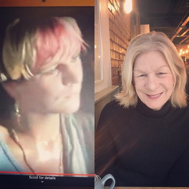 not much has changed.... ❤️👨‍🎤❤️👨‍🎤❤️👨‍🎤❤️👨‍🎤❤️ the HAPPIEST of birthdays to my wonderful mother, who I couldn't be prouder of or more grateful for. what a year awaits. 🌟💙🌟💙🌟💙🌟💙🌟💙