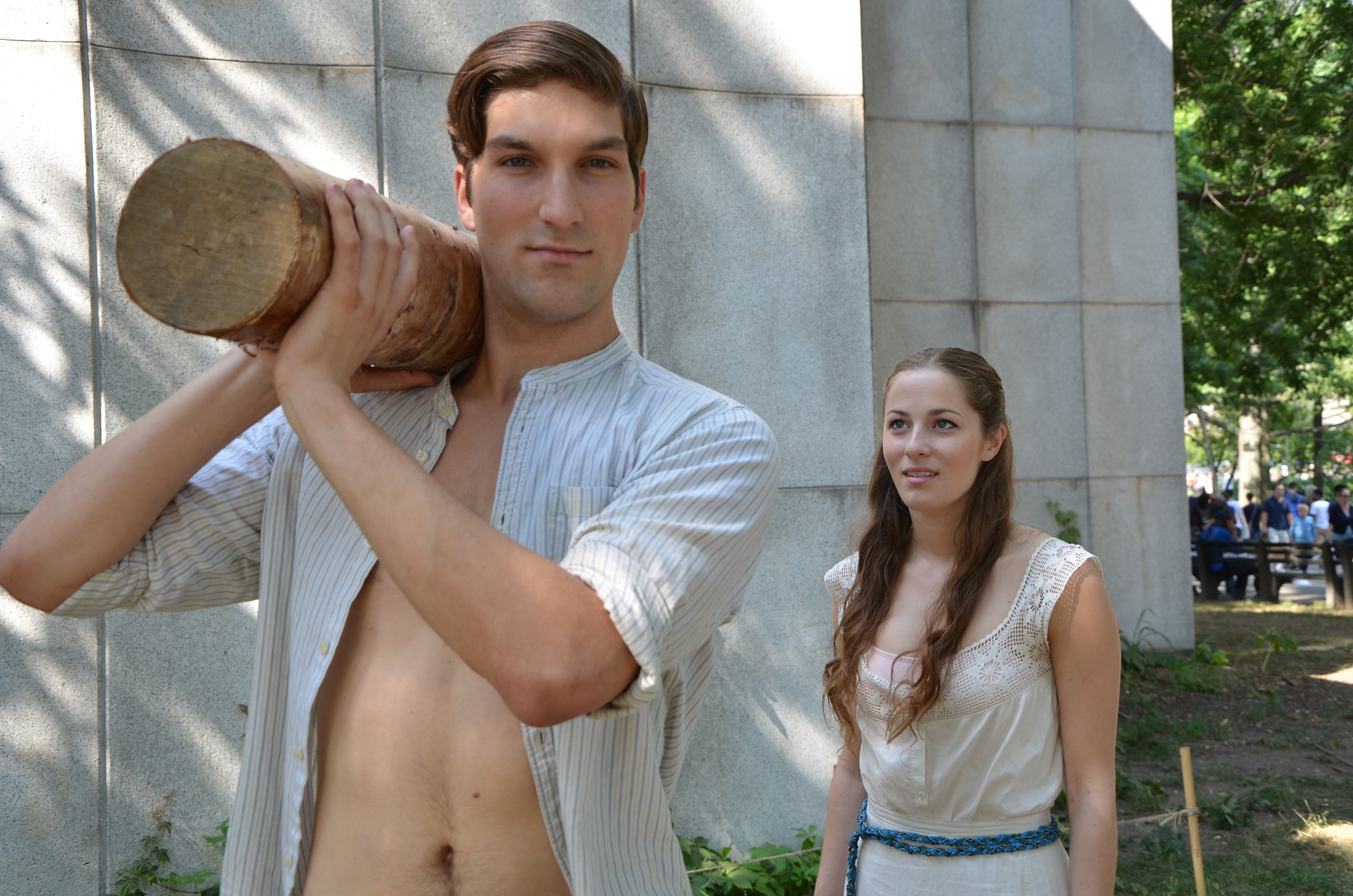 New York Classical Theatre free Shakespeare in the park The Tempest