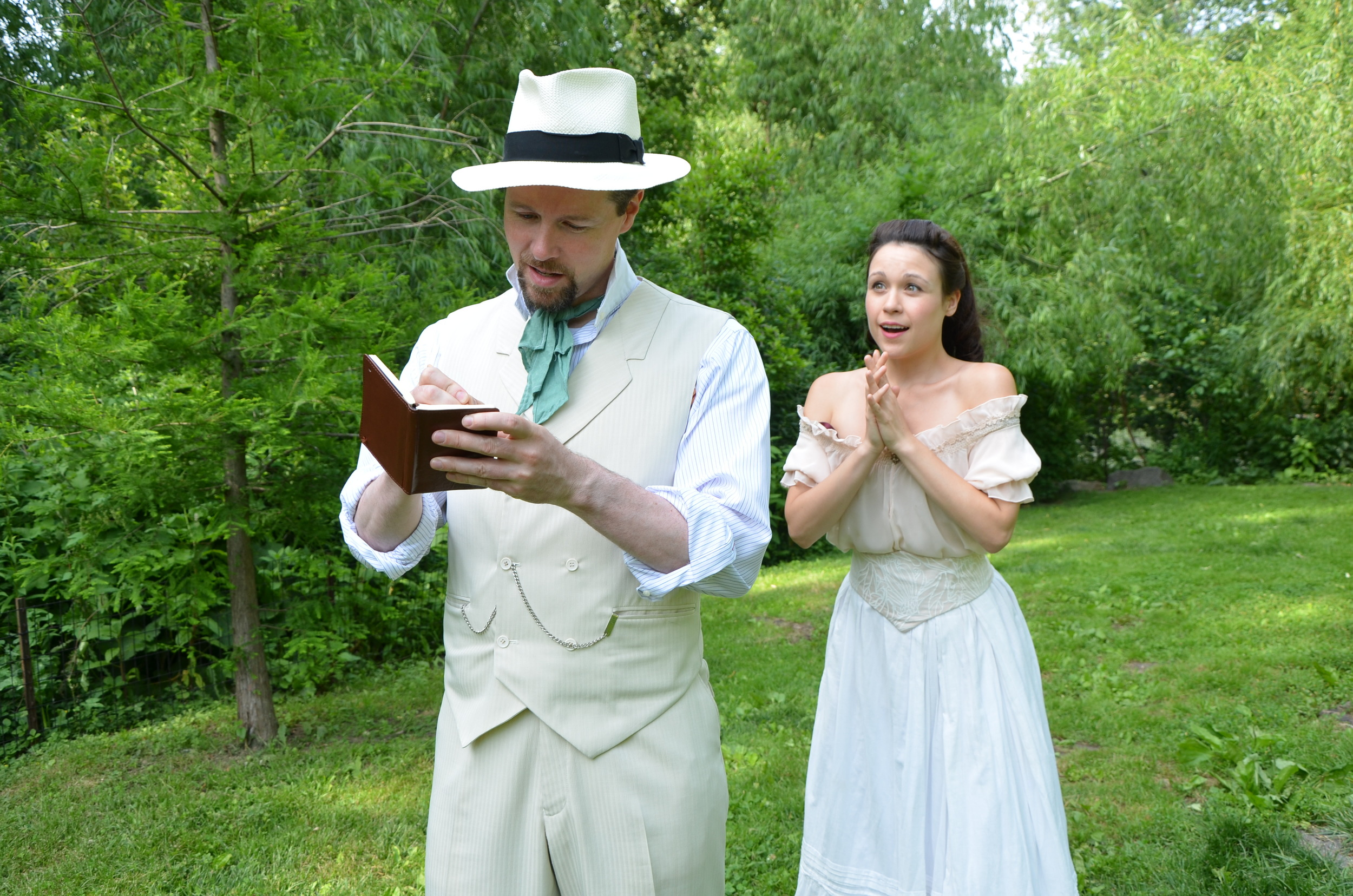 New York Classical free theatre in Central Park The Seagull Anton Chekhov