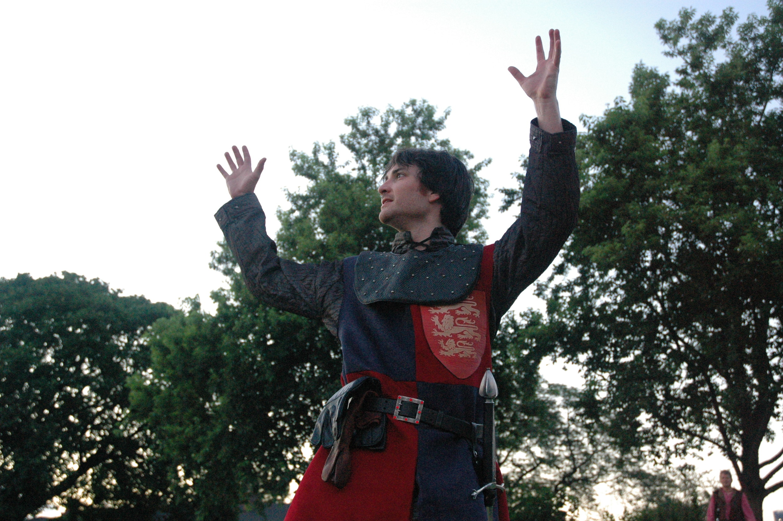 New York Classical Theatre free Shakespeare in the park Henry V