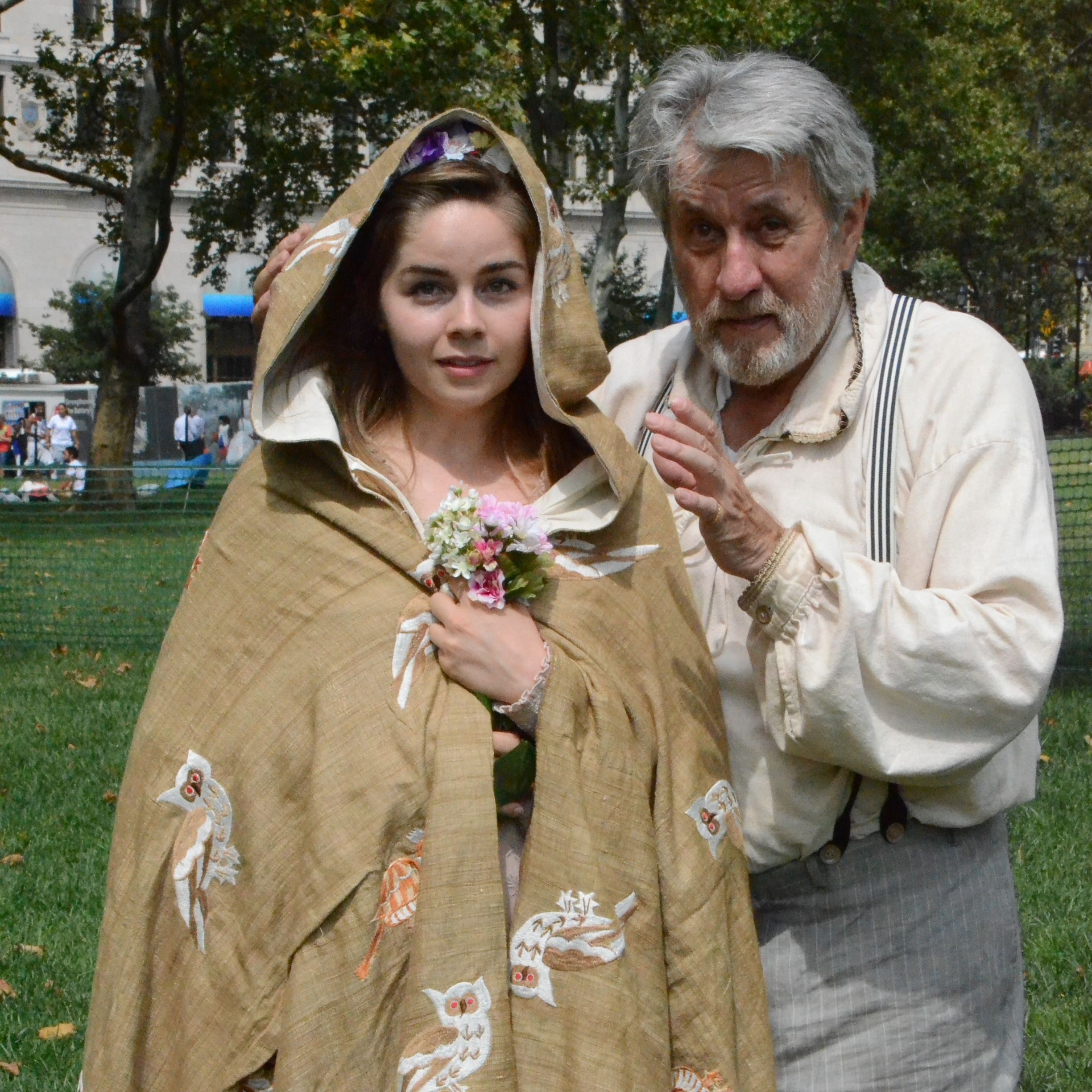 New York Classical free theatre in the park The Winters Tale William Shakespeare