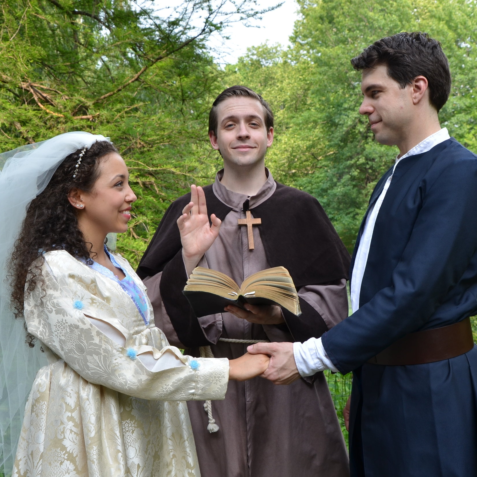 New York Classical free theatre in the park The Taming of the Shrew William Shakespeare