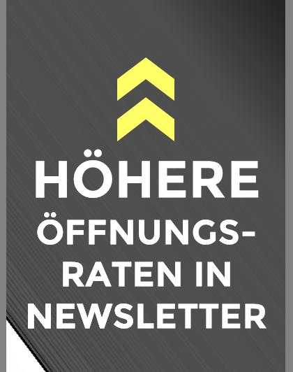Videos sorgen für höhere Öffnungsraten in Newsletter