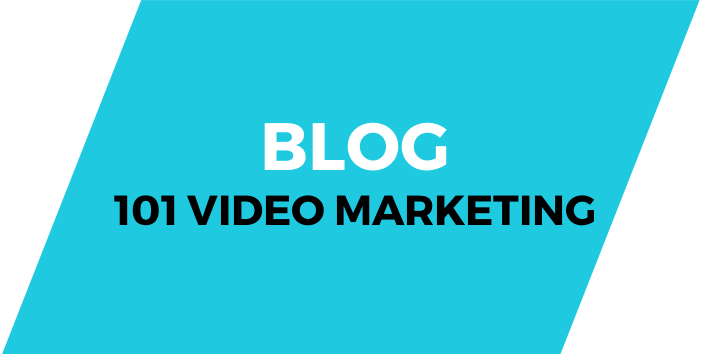BLOG 101 VIDEO MARKETING
