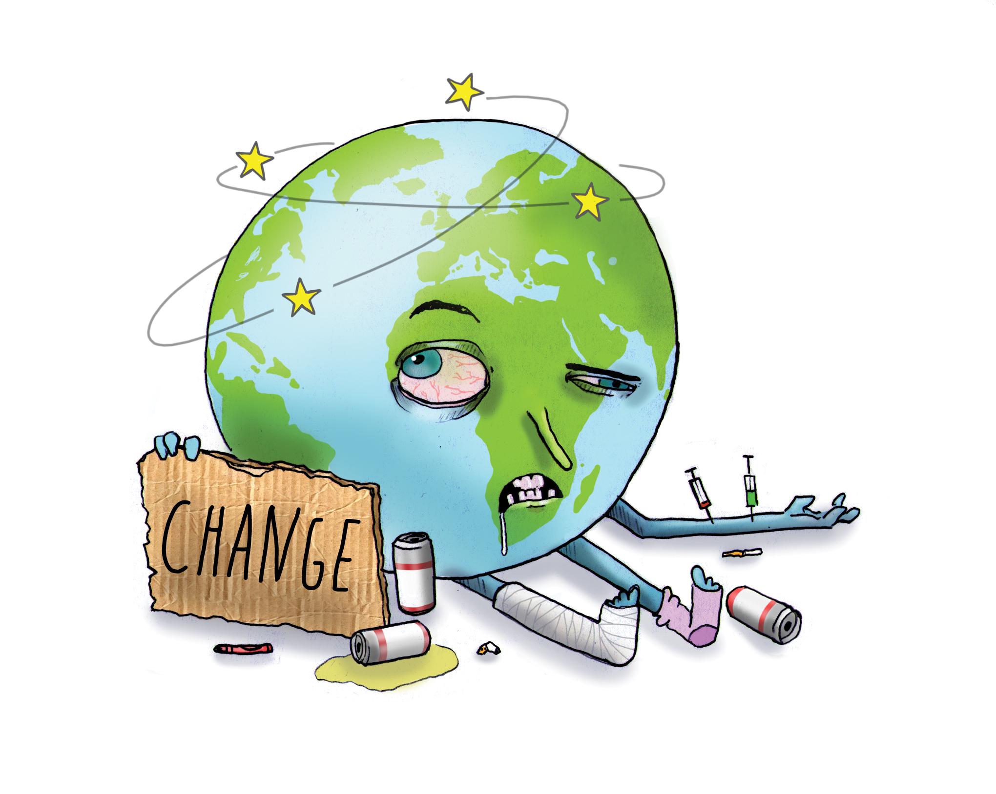 """Change"" 2018"
