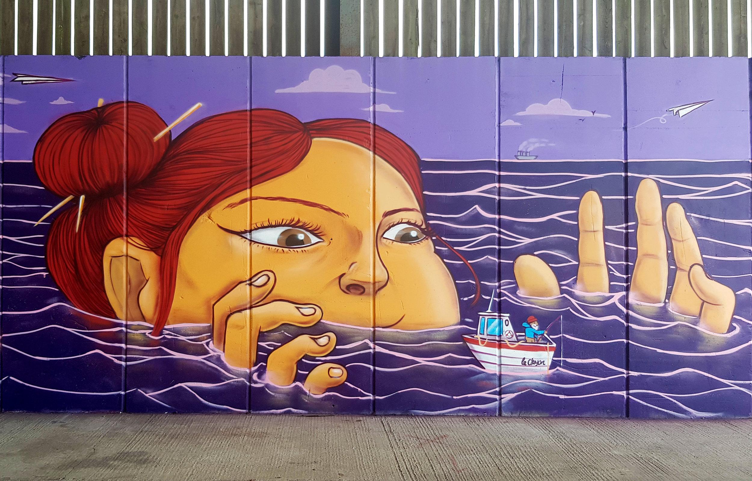 Sea Lady