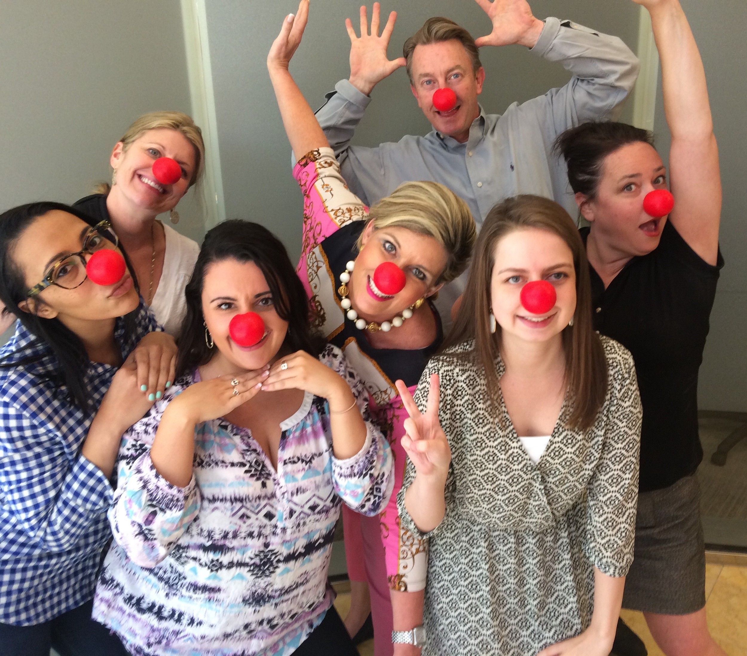 Red Nose Day for Hunger