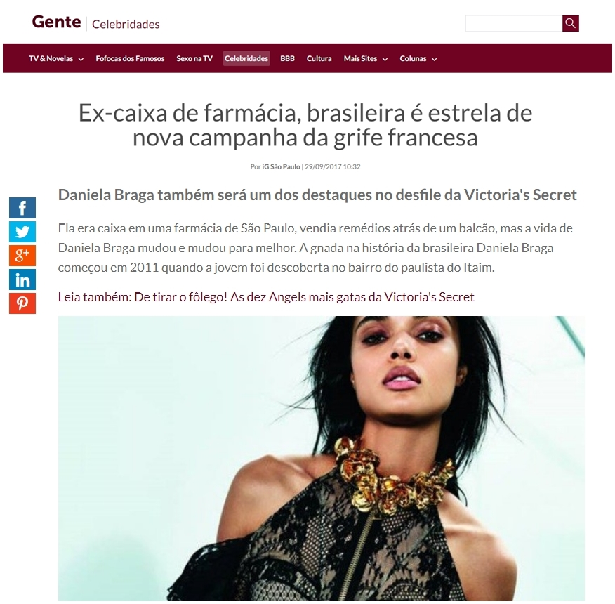 Click here to read the article: http://gente.ig.com.br/celebridades/2017-09-29/modelo-daniela-braga.html