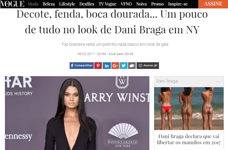 Click here to read the article: http://vogue.globo.com/moda/red-carpet/noticia/2017/02/decote-fenda-boca-dourada-um-pouco-de-tudo-no-look-de-dani-braga-em-ny.html