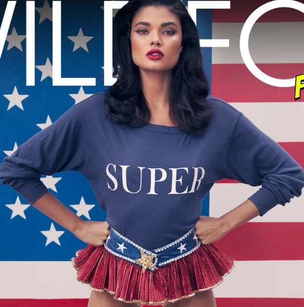 WILDFOX FALL 2018 CAMPAIGN   (CLICK TO VIEW GALLERY)