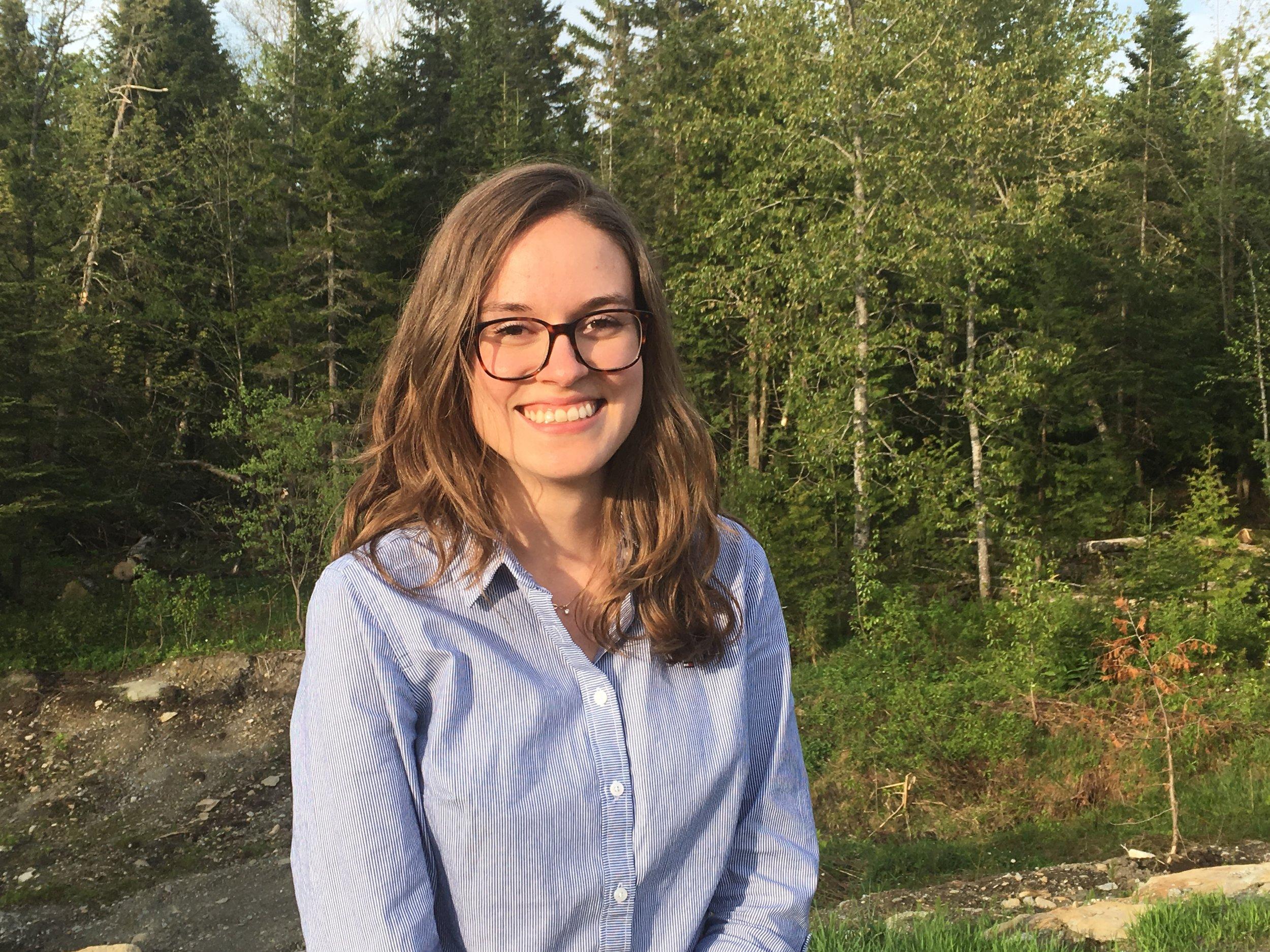 Mélissa Raverdy, Vice-présidente aux communications