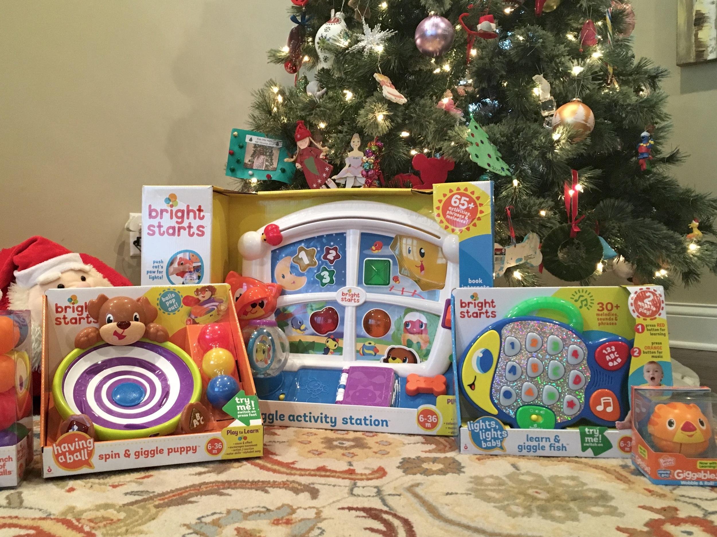 toddler chirstmas gifts