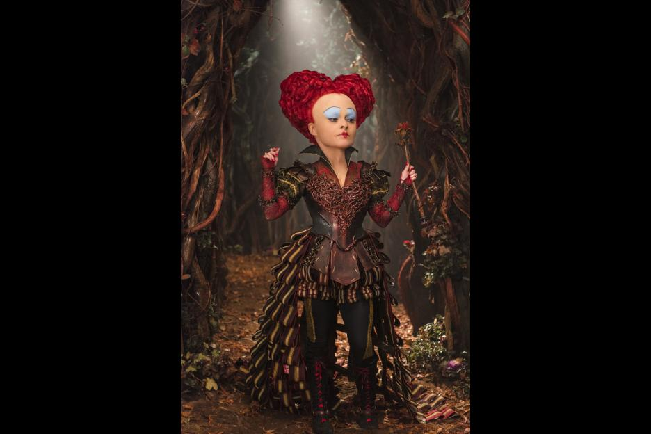 Red Queen from Alice Through The looking Glass