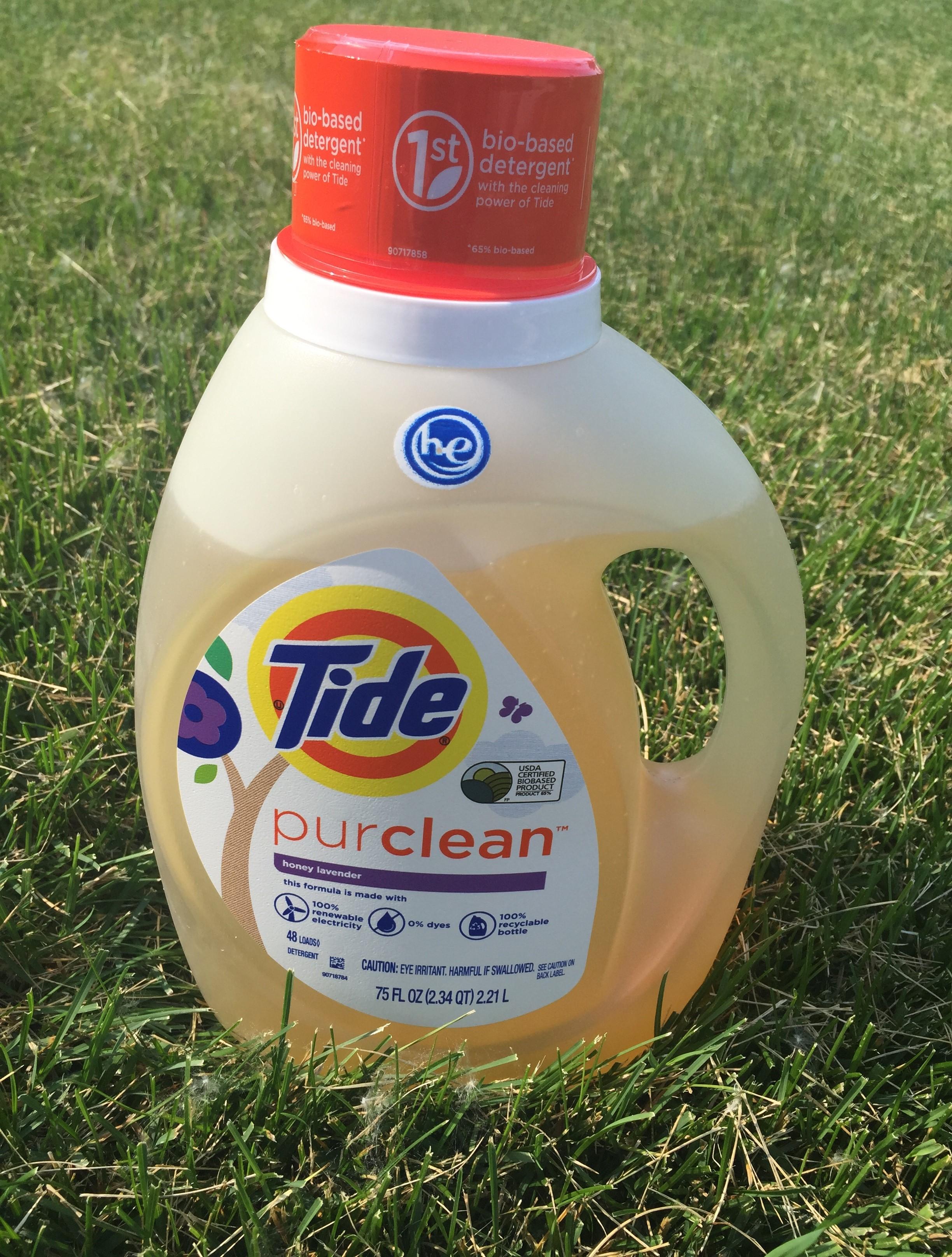 tide pure clean