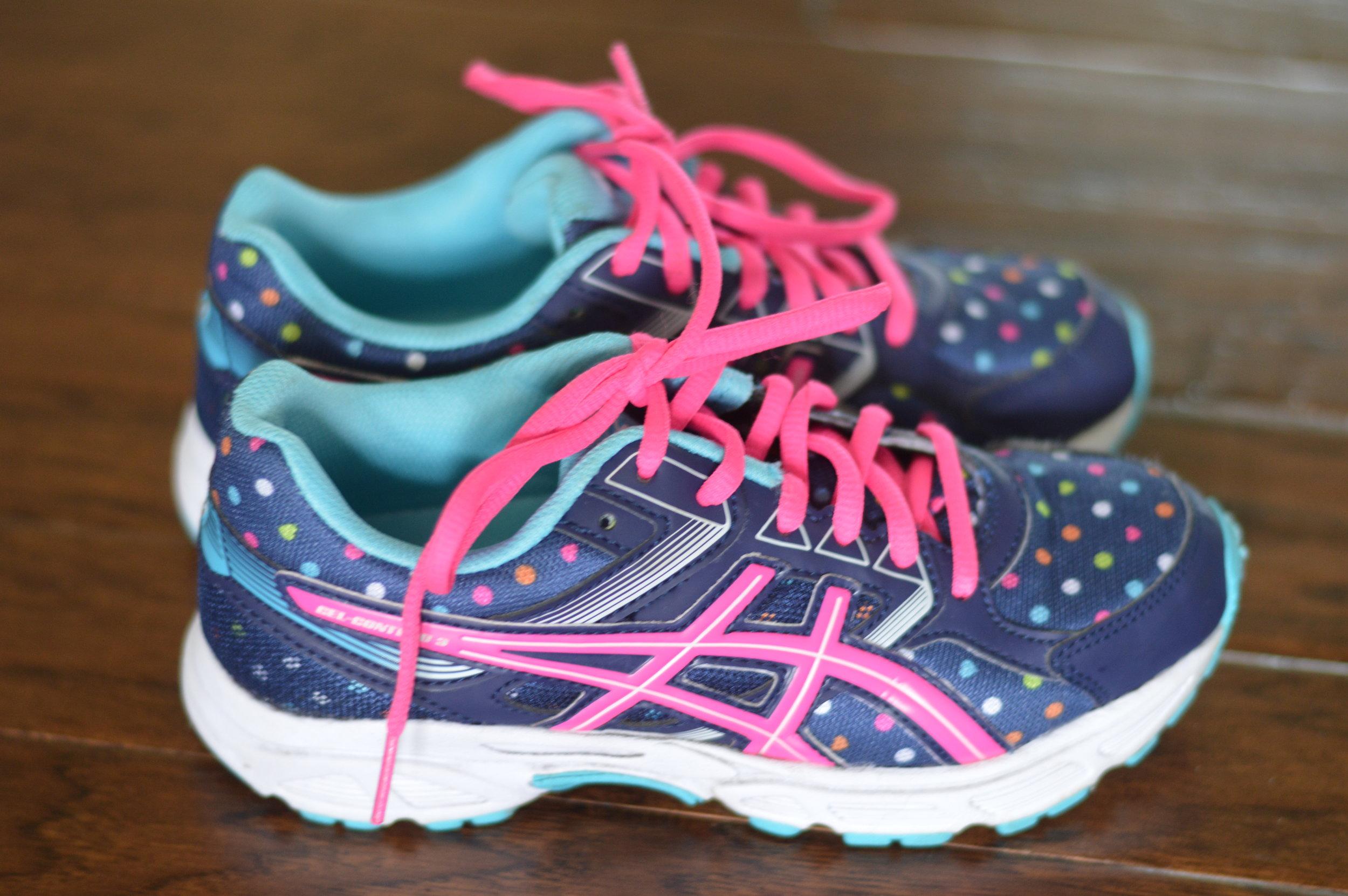 cute kids gym shoes