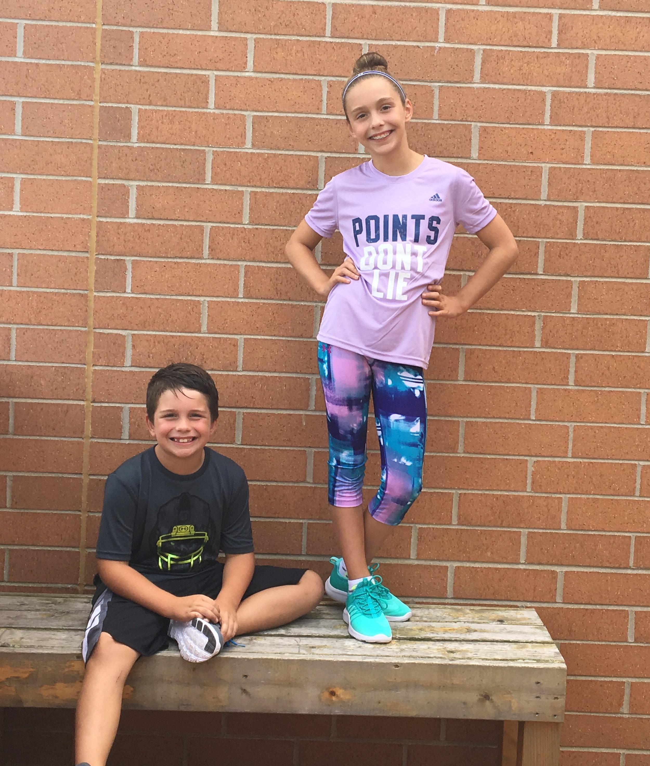 Athleisure for kids