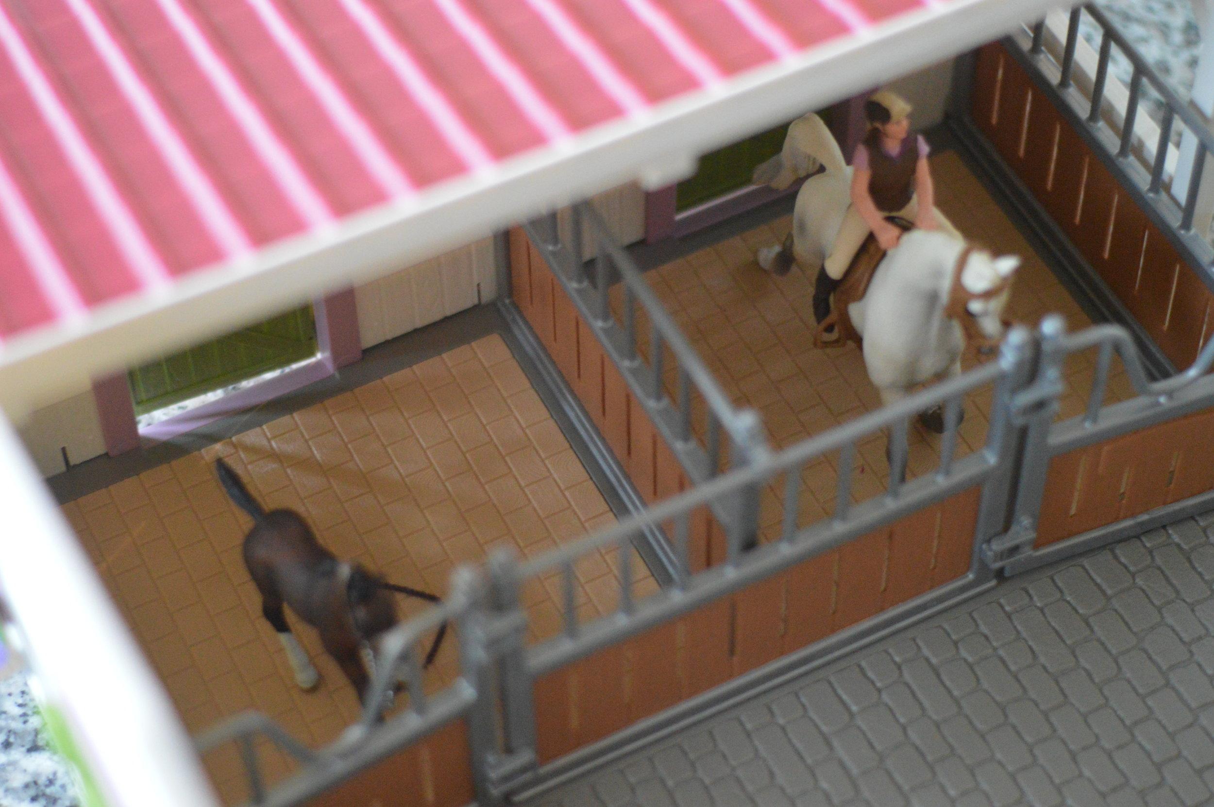 horse club by schleich