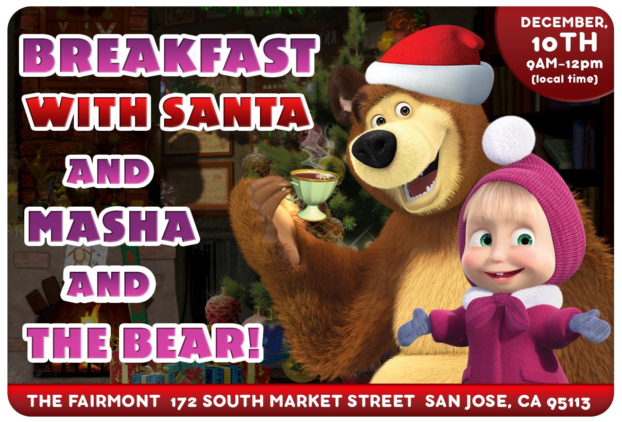 meet masha and the bear