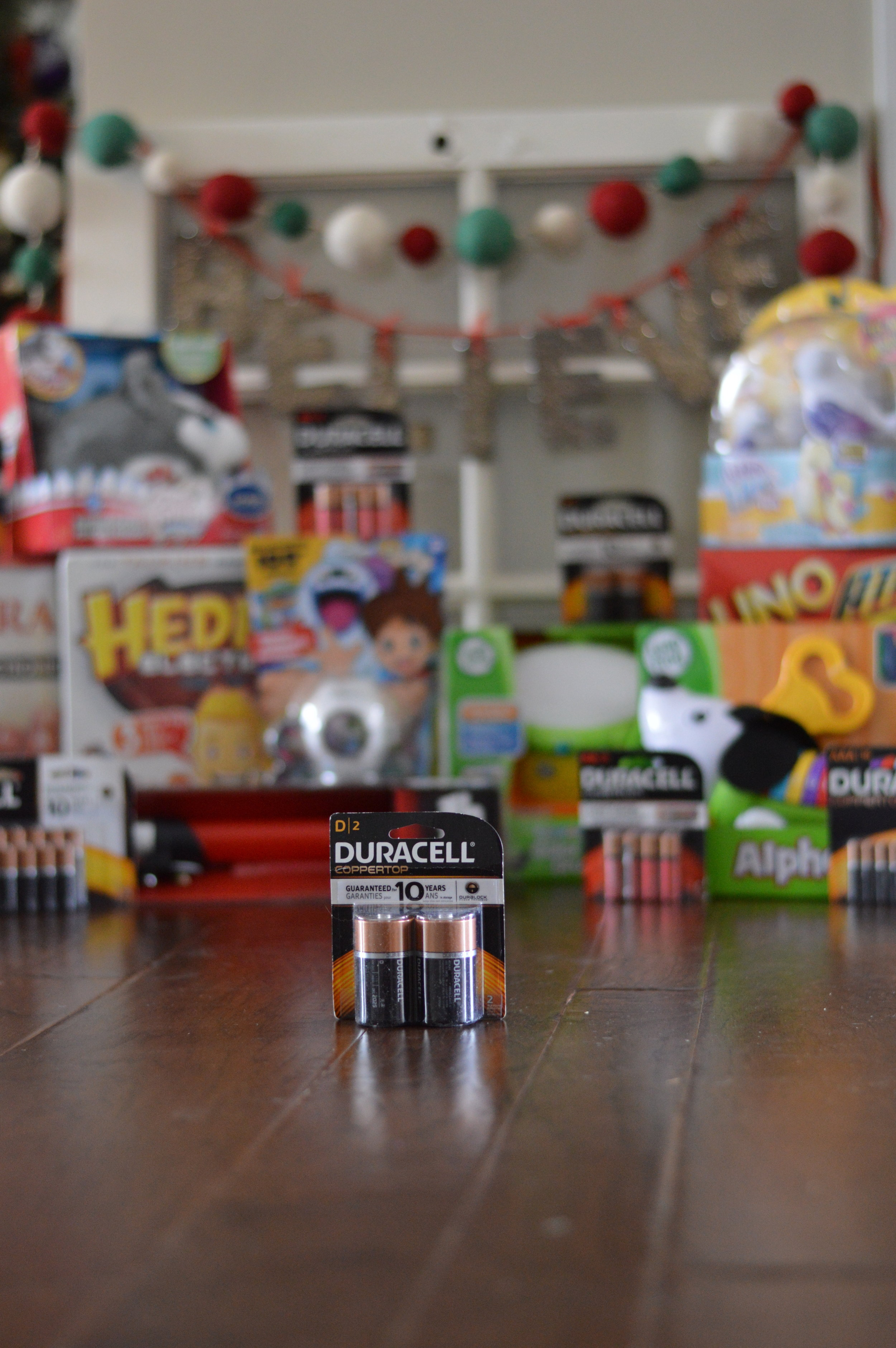 duracell powers play