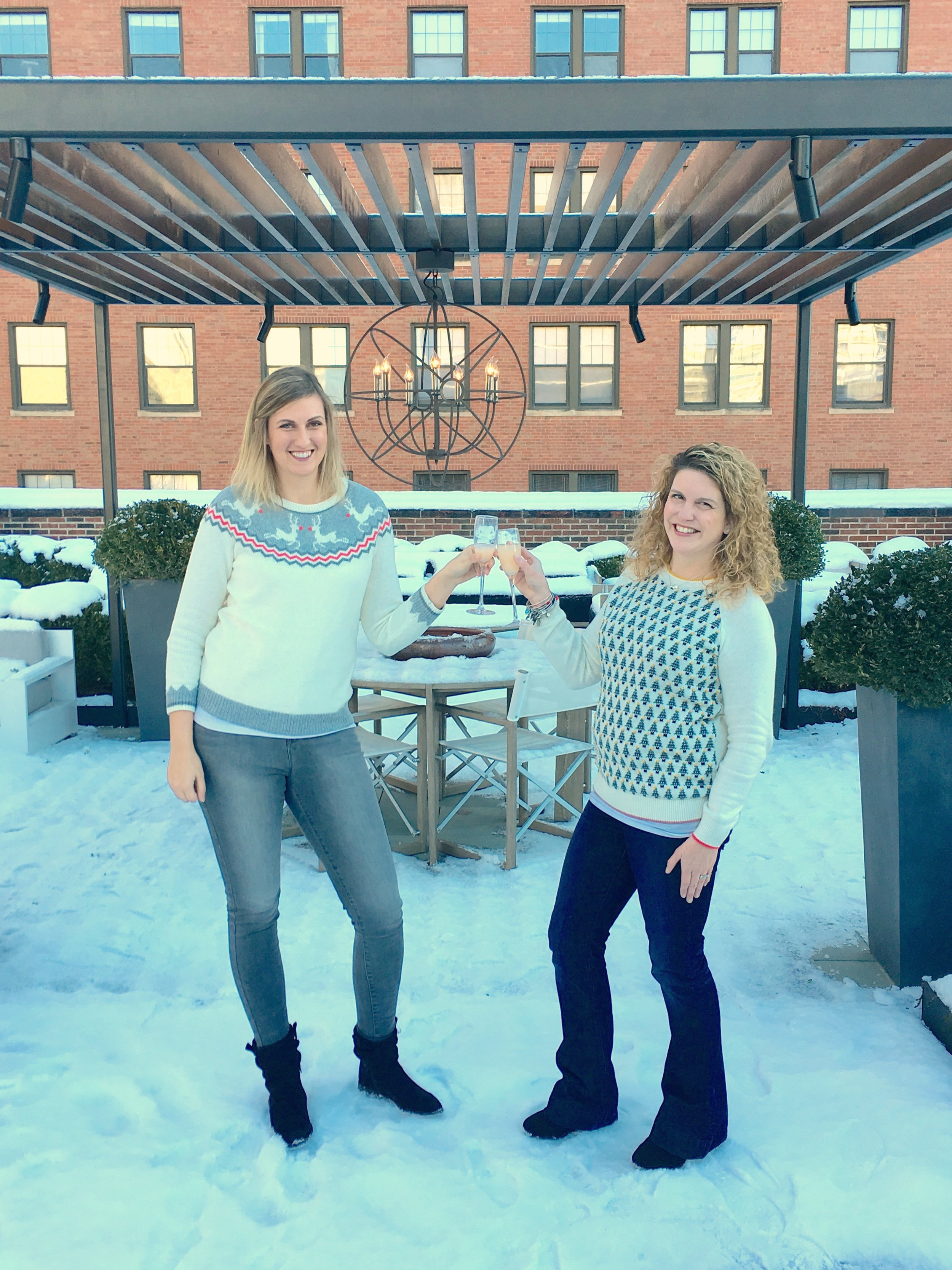 Boden Holiday Knits