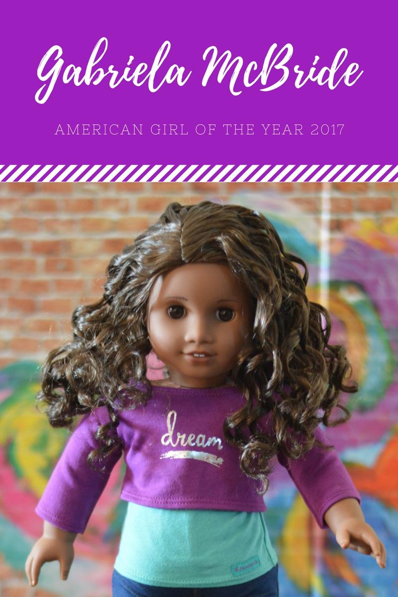 gabriela mcbride doll of the year